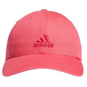 New Adidas Women's Pink Baseball Cap